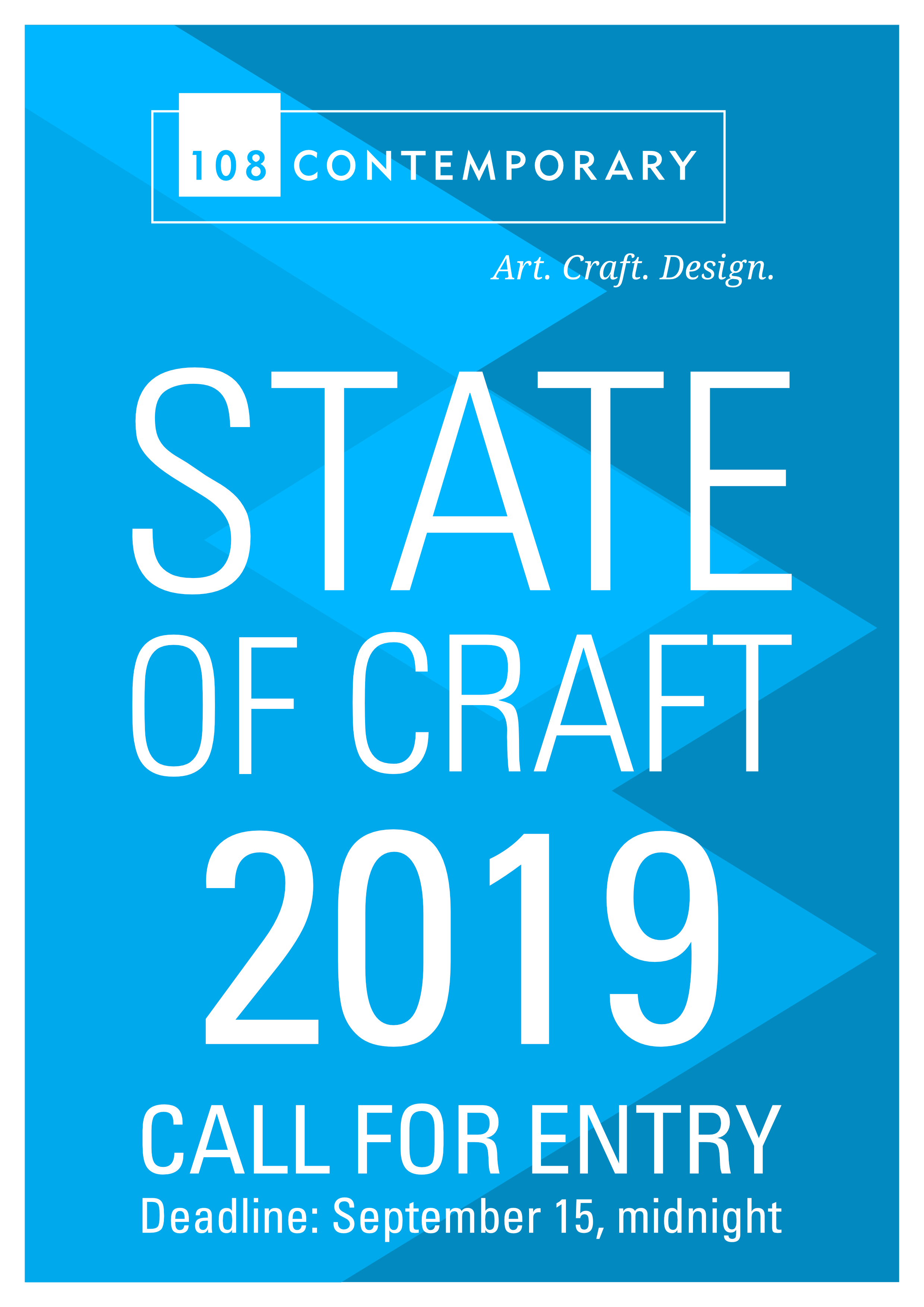 Call for the State of Craft 2019