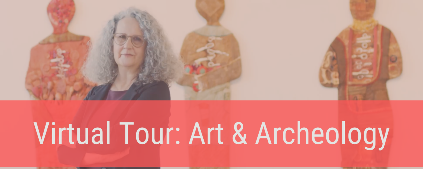Art & Archeology: Diane Savona Virtual Tour