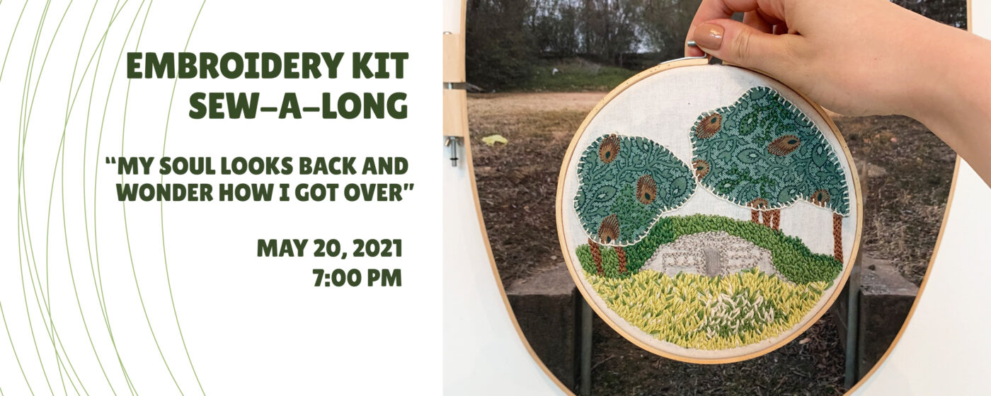Embroidery Kit Sew-A-Long