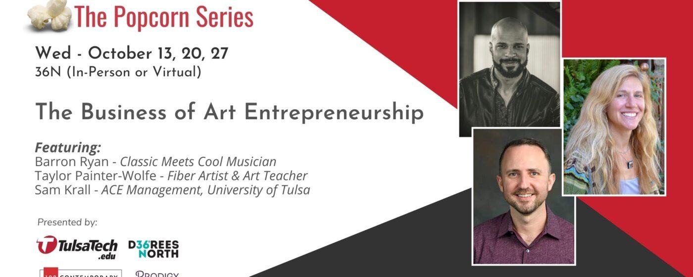 Business of Art Entrepreneurship Panel and Workshops